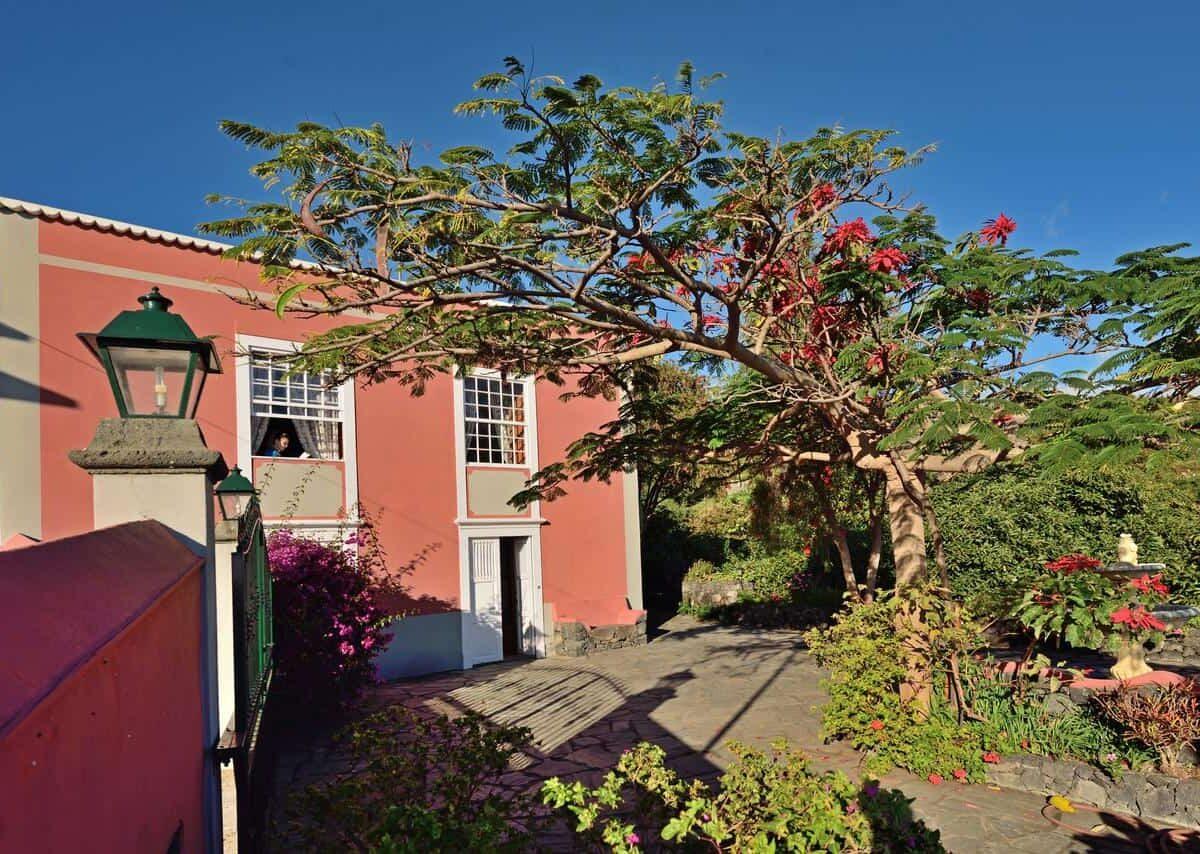 Casa Roja, Finca Corral el Payo